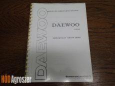 Gépkönyv Daewoo