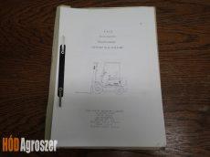 Gépkönyv Yale