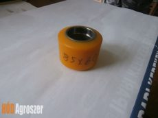 Görgő poliuretán Átm: 85 x 60 mm