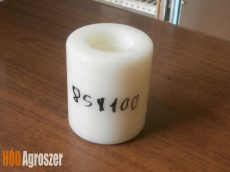Görgő műanyag fehér 85 x 100 mm